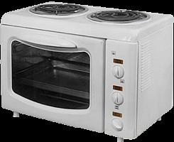 Эл. плита с духовкой  Гомельчанка ЭПТ-2 (2 конф.+ духовка 2,8 кВт.)