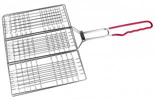 Решетка-гриль Diolex DX-M1214, 32x24cm(сталь с хромированным покрытием)