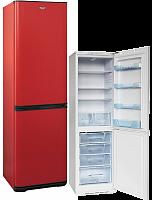 Холодильник 2-камерный Бирюса  H 649 /149 красный