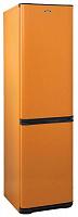 Холодильник с No Frost  Бирюса Т380 NF оранжевый