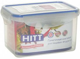 Контейнер герметичный прямоугольный пласт. д/пищ. прод. 2,2 л  H241007
