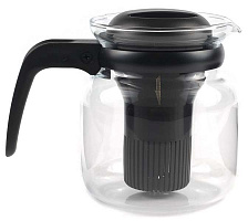 Чайник заварочный с пласт.фильтром 1000мл Simax Classic Matura  3772/S