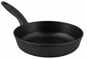 Сковорода 28 см литая противопригарная «Neva Black» N128