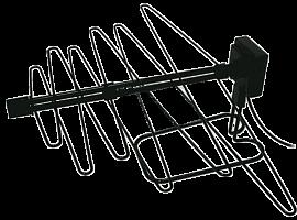 Антенна комнатная ДМВ активная Дельта К 131 А.02