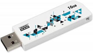 USB-накопитель 16GB GoodRam UCL2 белый