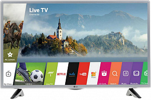 """LED32"""" LG 32LJ600U телевизор"""