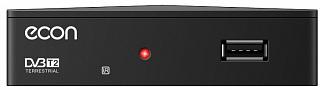 TV-тюнер ECON DTE-101, DVB-T2, USB