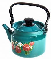 Чайник 2,0 л цилиндр.(бостон/салатная/синяя/бирюза) 42715-103