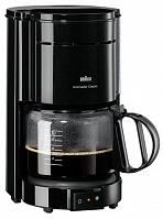 Кофеварка капельная Braun KF47/1 черная