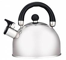 Чайник Hitt Standard Plus со свистком и с крышкой  2,5л, капсулированное дно H010
