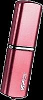 Флэш-диск  Silicon Power 64 Gb LuxMini 720 Peach
