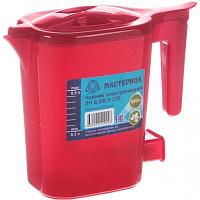 Чайник электрический Мастерица ЭЧ 0,5/0,5-220Р рубин