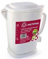 Чайник электрический Мастерица ЭЧ-1,0/0,8-220Б белый