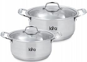 Набор посуды LARA LR02-105 HARMONY, 2 пр
