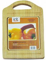 Доска разделочная IRIT IRH-001D с желобом