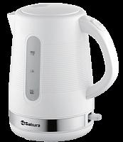 Чайник электро Sakura SA-2343W бел.