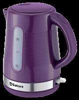Чайник электро Sakura SA-2343Р фиол.