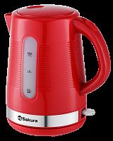 Чайник электро Sakura SA-2343R красн.