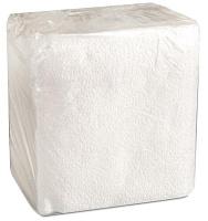 Салфетки 13722 бумажные 24*24 см, 1-слойные, 100 шт, EuroHouse, Белые