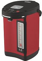 Чайник-термос WILLMARK-WAP 602CKL вишневый