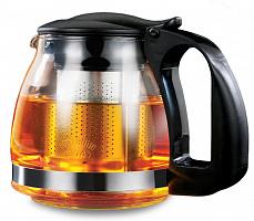 Заварочный чайник LARA LR06-19 черн.