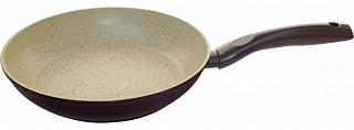 Сковорода 001998алюмин/с мраморным (антиприг) покр-ем/MP-26