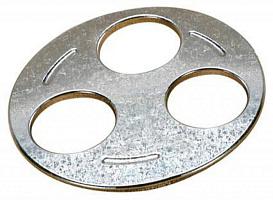 Приспособление 004669 для стерилизации 3-х банок, d=82мм
