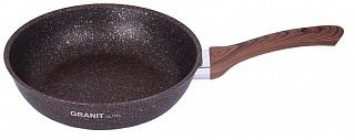 Сковорода  28 см, KUKMARA, Granit ultra, сга280а