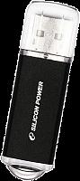 Флэш-диск  Silicon Power 64 Gb Ultima II - I-Series Black
