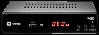Телевизионный ресивер HARPER HDT2-5010 (DVB-T2)