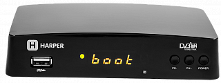 Телевизионный ресивер HARPER HDT2-1511  (DVB-T2)