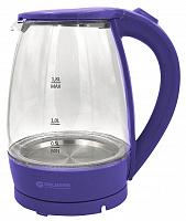 Чайник электрический Gelberk GL-471 фиолет.