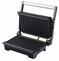 Электр. гриль ENDEVER Grillmaster 119, черный/металлик