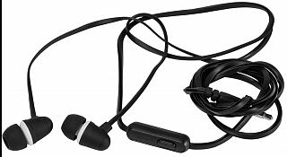 Наушники HARPER HV-105 black