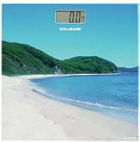 Весы напольные WILLMARK WBS-1803D
