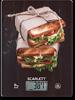 Весы кух. Scarlett SC-КS57P56 /электр. стекло/мах 8 кг./