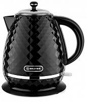 Чайник эл.  BRAYER BR1008-BK