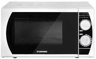 СВЧ-печь Starwind SMW2920 бел/черн.