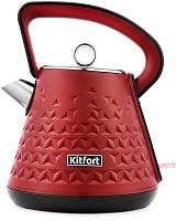Эл. чайник Kitfort KT-693 красн.