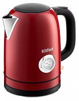 Эл. чайник Kitfort KT-683 красн.