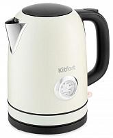 Эл. чайник Kitfort KT-683 беж.
