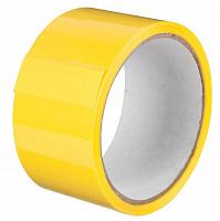 Скотч 48мм*50м/мкр   желтый