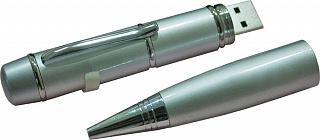2 Флэш-драйв Ручка-фонарь 2Gb (FDPEN2)