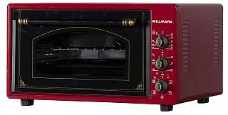 Духовка электрическая WILLMARK WOF-365RG