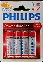 Эл. питания  Philips LR6   POWERLIFE до 109%