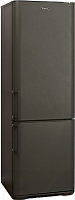 Холодильник 2-камерный Бирюса W627/127 (графит)