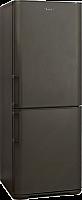 Холодильник двухкамерный Бирюса  W633 (133) (графит)
