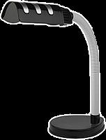 ЭРА наст.светильник NE-302-E27-15W-BK черный