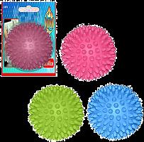 """Мяч для стирки """"Эффект"""" D 6,5 см 3 цв, J87-105"""