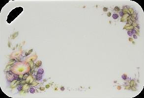 Доска разделочная с цветным рисунком, 36 x 24 см, TSD3624.225